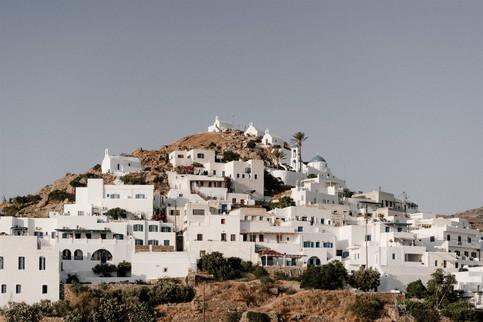 Village of Ios, Greece
