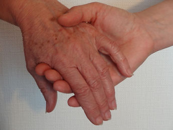 Maria Heidegger, Hände, validation demenzberatung maria heidegger