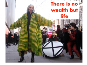 There is no wealth but life