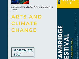 Art and Climate Change