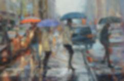 13 Rainy day 2 (雨天2)$1200.JPG