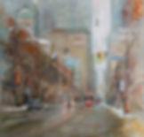 King street  (24x24 ) Oli.jpg