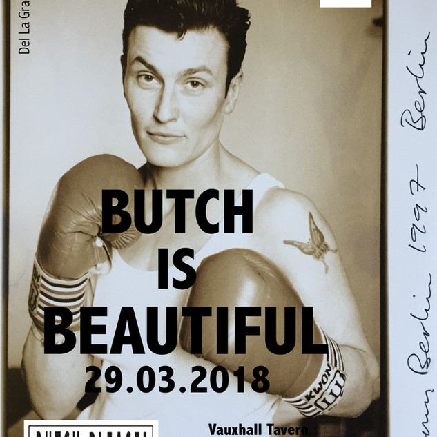 Butch is Beautiful
