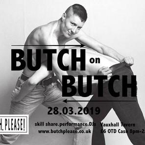 Butch on Butch