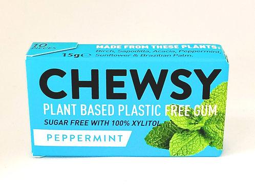 Chewsy Peppermint Gum