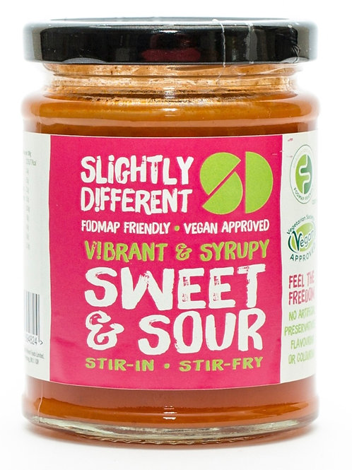 Slightly Different Sweet & Sour Sauce
