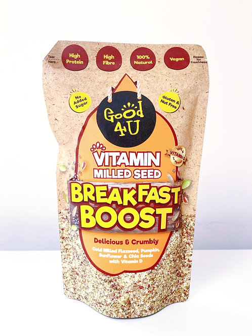 Good4U Vitamin Milled Seed Breakfast Boost