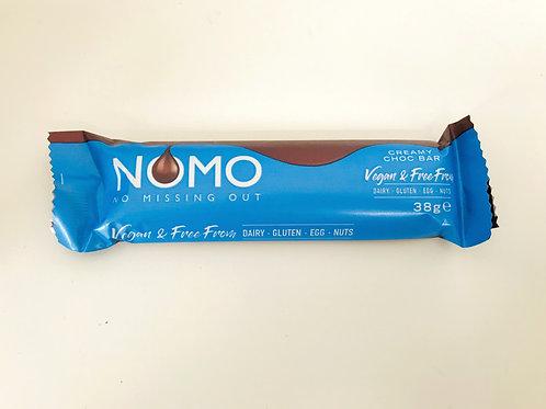 NOMO Creamy Choc bar - 38g