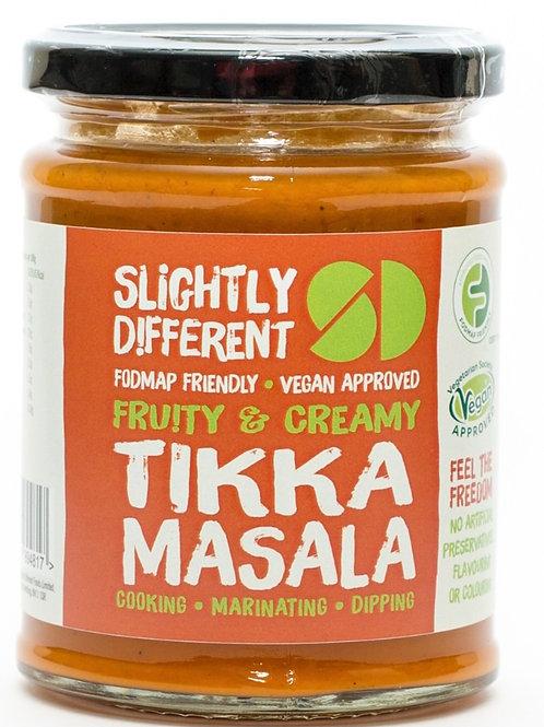 Slightly Different Fruity & Creamy Tikka Masla Sauce