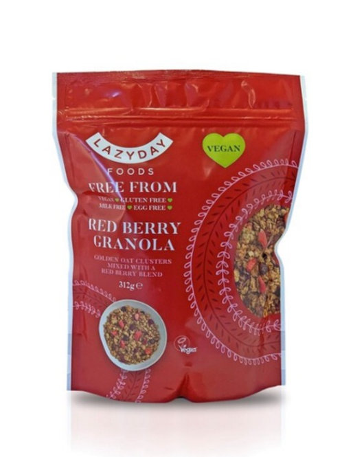 Lazy Day Red Berry Granola - 312g