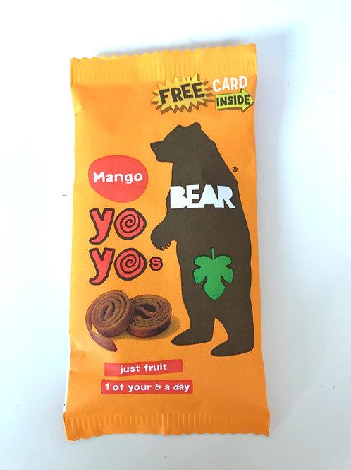 Bear Mango Yo Yo