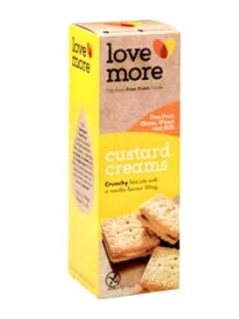 Lovemore Gluten Free Custard Creams