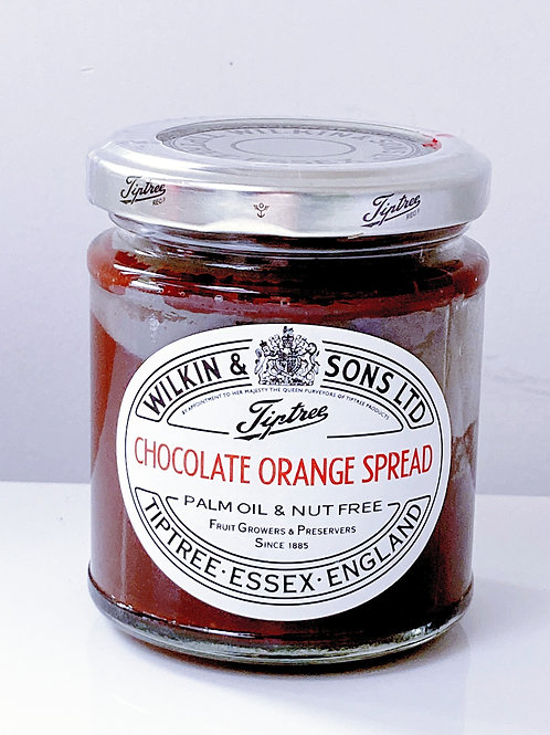 Tiptree Chocolate Orange Spread