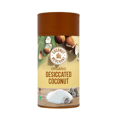 Organic Coconut Merchant Desiccated Coconut 200g