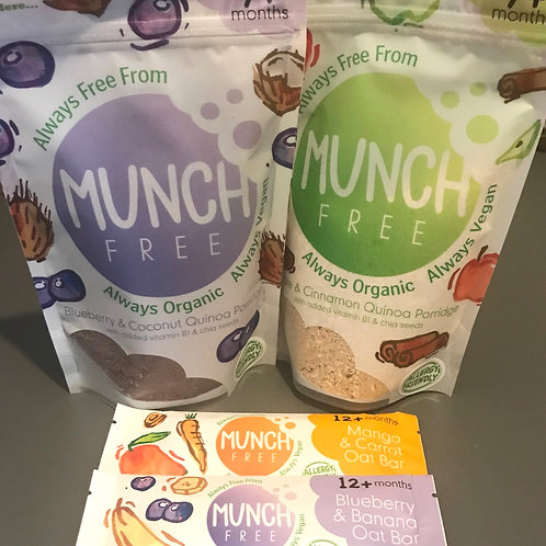 Munch Free Introductory bundle