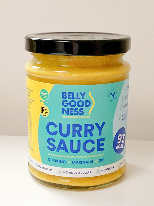 Belly Goodness Curry Sauce