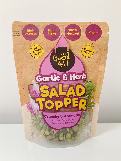 Good4u Garlic & Herb Salad Topper - 125g