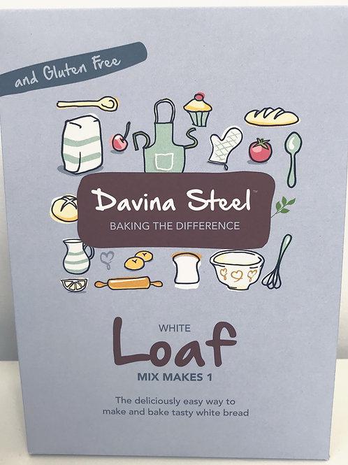 Davina Steel Gluten Free Loaf Mix