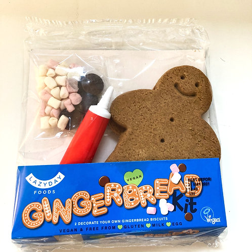 Lazy Day Gingerbread