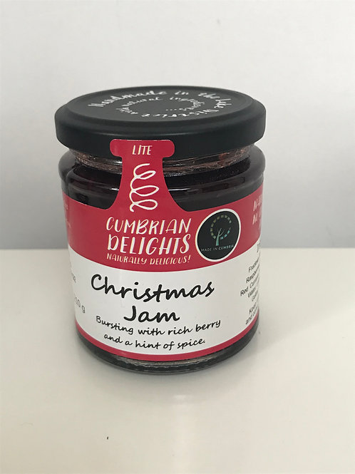 Cumbrian Delights Christmas Jam