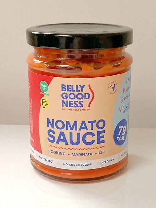 Belly Goodness Nomato Sauce