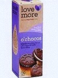Lovemore O'Choccos Gluten Free Biscuits