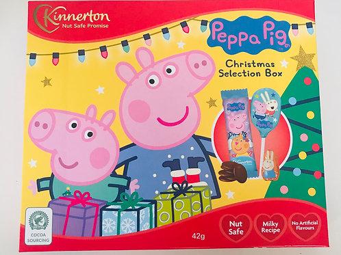Kinnerton Peppa Pig Christmas Selection Box 42g
