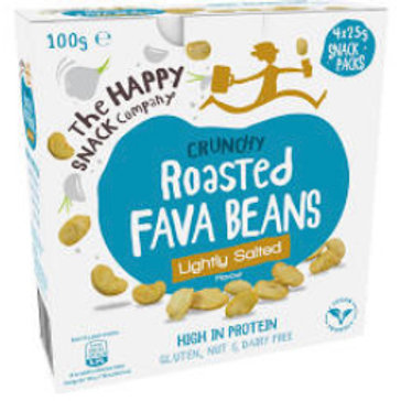 The Happy Snack Company Lightly Salted Fava Beans