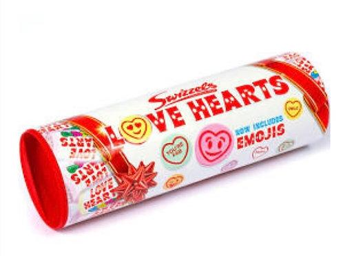 Swizzels Love Heart Gift Tube -108g
