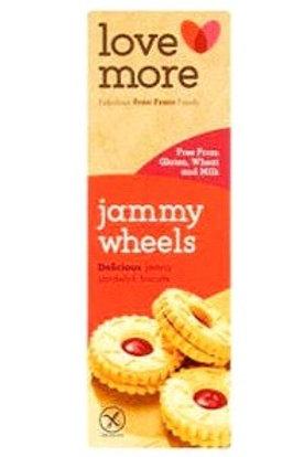 Lovemore Gluten Free Jammy Wheels