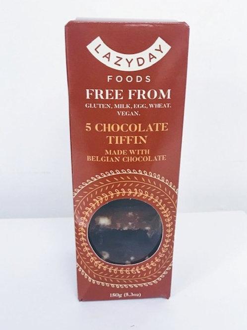 Lazy Day Chocolate Tiffin x 5