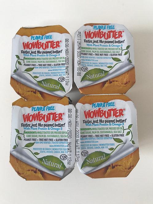 WOW Butter 32g samples x 4