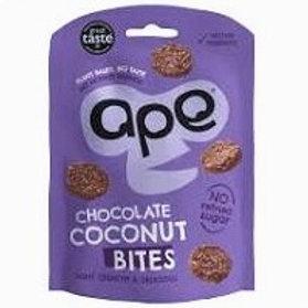 Ape Chocolate Coconut Bites 30g