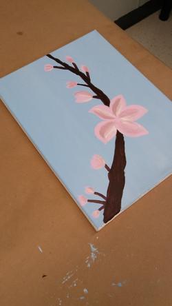 Beginners painting class!