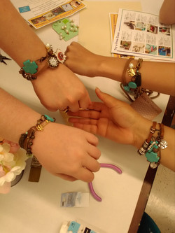 jewelry making parties for adults and teens