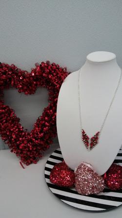 Valentines Day Jewelry class