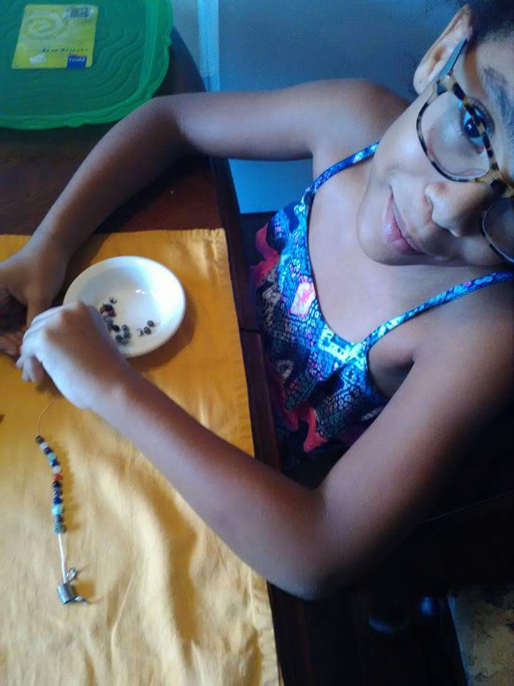 Kids Gemstone Jewelry Making