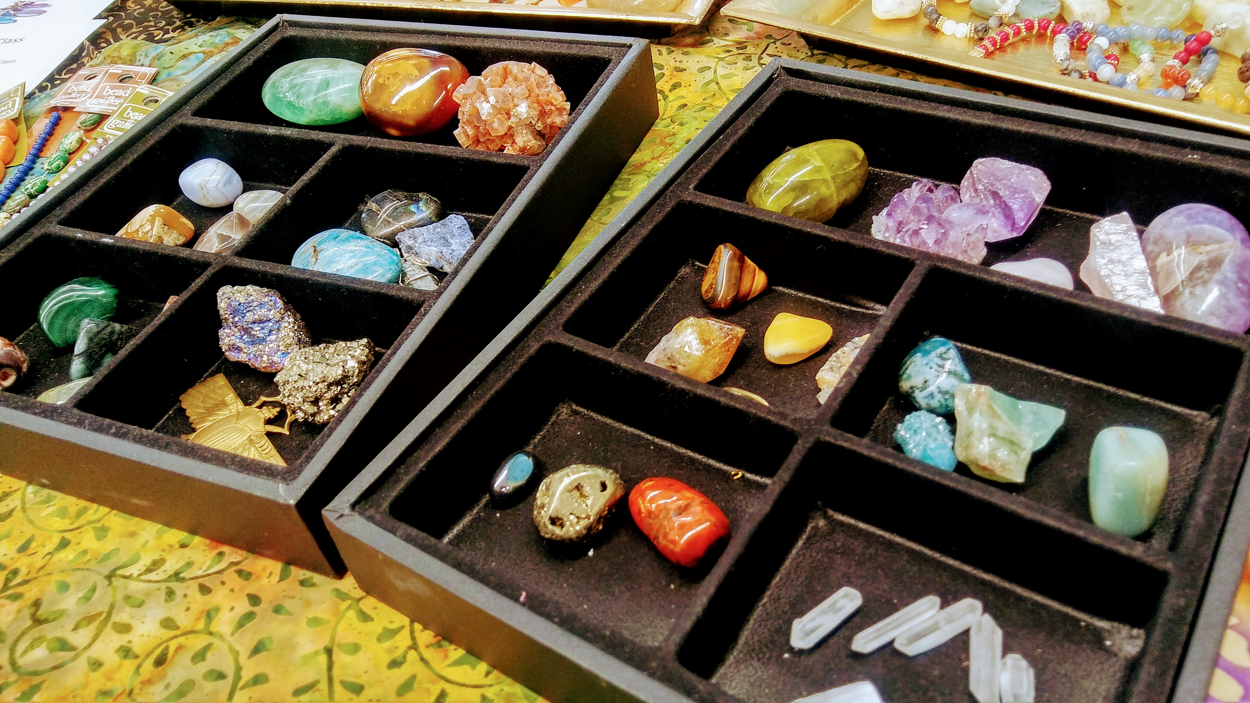 Gemstones Workshops