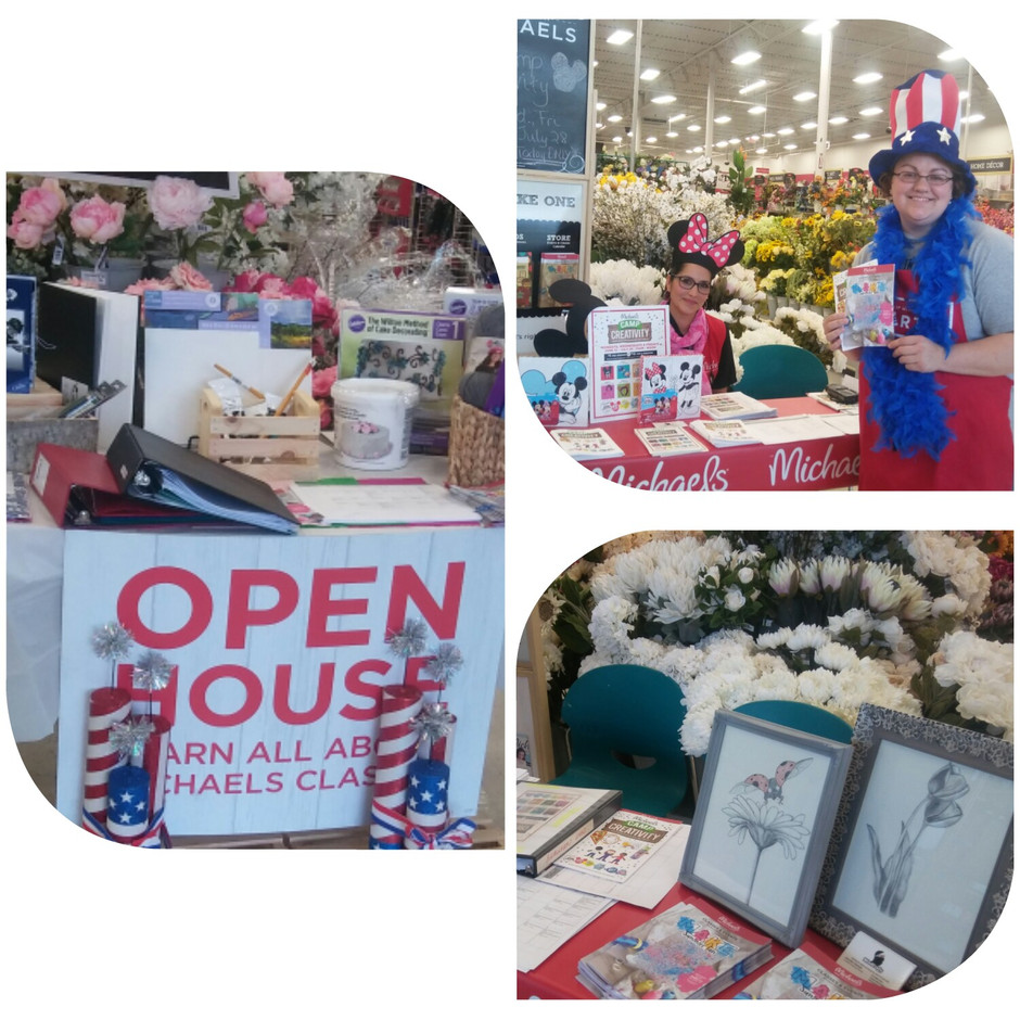 Open House was great today (Classes 50% off Today Only)! Stop in to our next Open House and get 50%