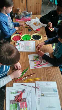 Kwanzaa Holiday Kids Crafts