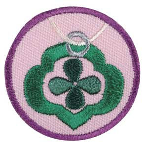 Girl Scouts Earn Creative Badges-Jewelry