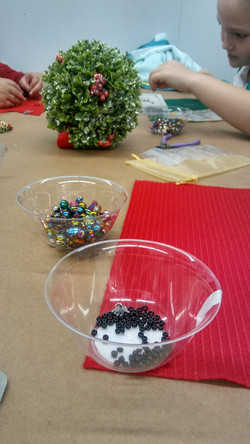 """Girl scout- Coastal Pines """"Christmas Party"""" Earn your Jewelry Making Badge!"""