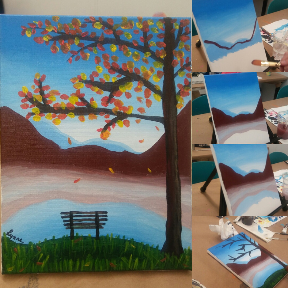Awesome art class!