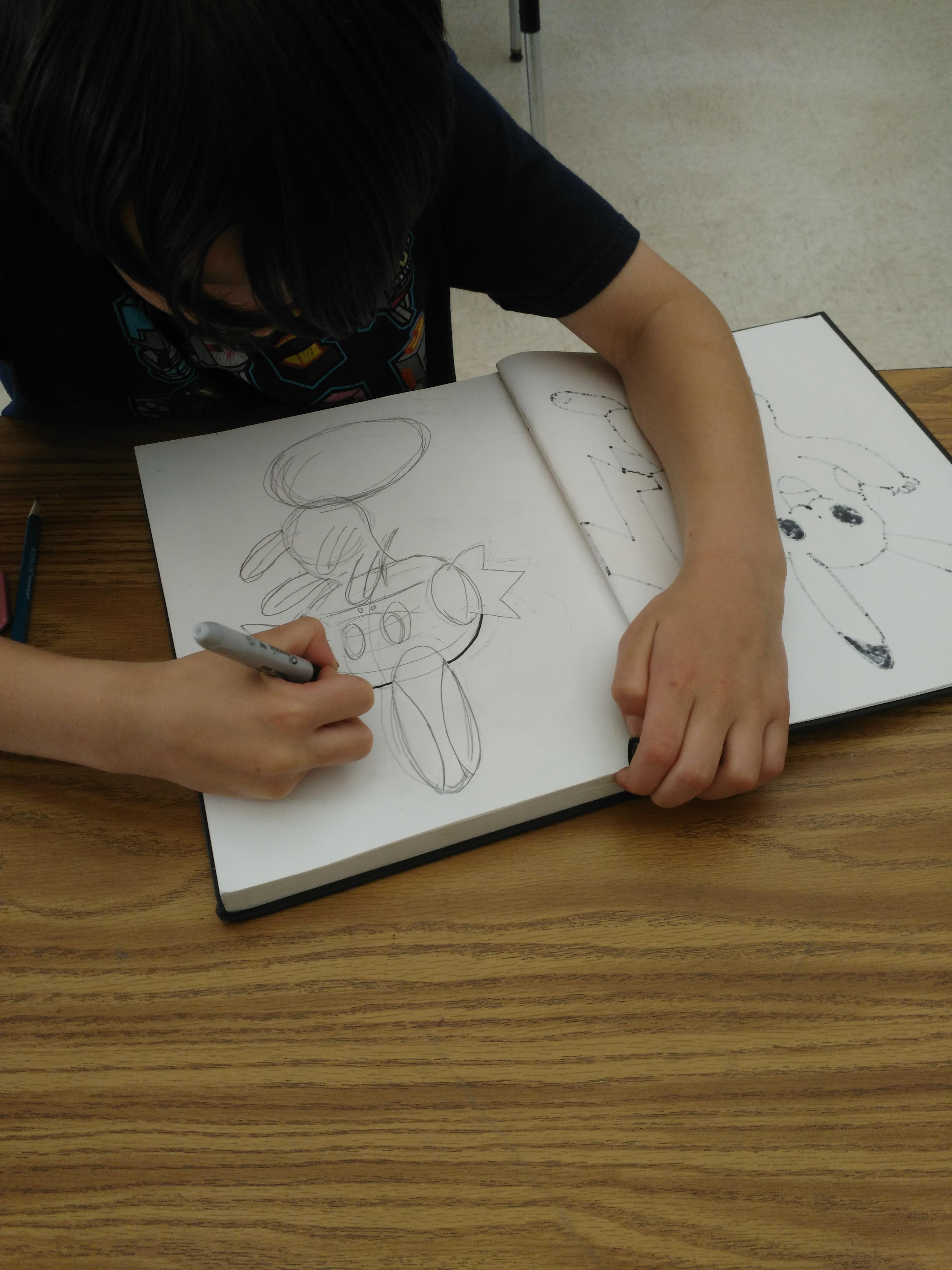 Anime Art Class