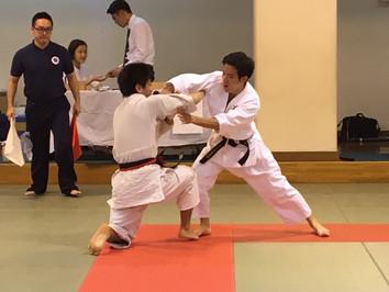 第47回全日本学生合気道競技大会が行われました