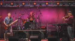 Graham County Fair 2019 Mike Reeves Band