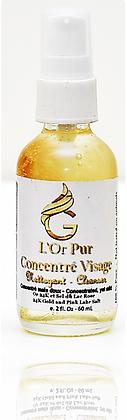 L'Or Pur Concentré Visage Nettoyant