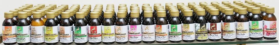 Huiles végétales Gold Essence Cosmetics - première pression à froid fait au Sénégal