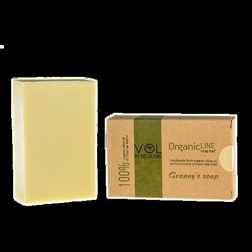 Organische Seife nach Oma´s Rezept