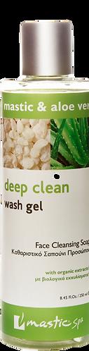 Tiefenreinigungs - Waschgel für das Gesicht